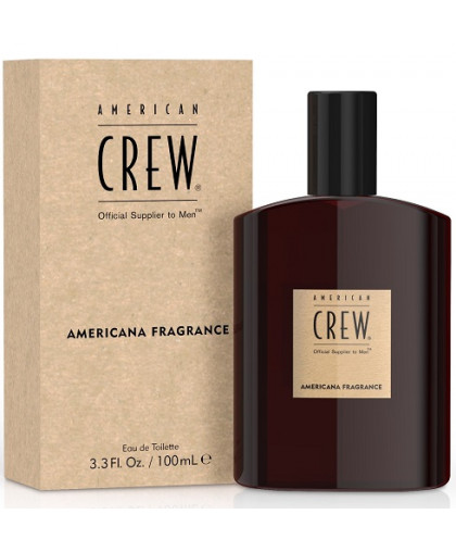 American Crew Americana Fragrance - Туалетная вода для мужчин 100 мл