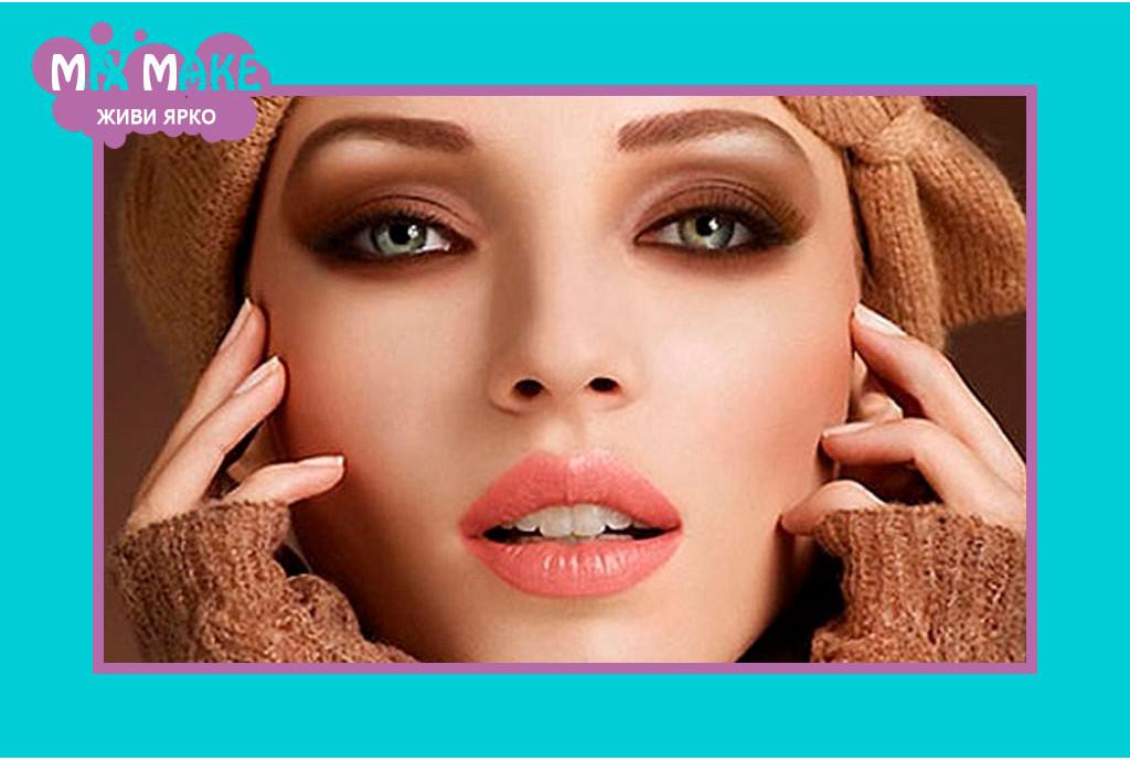5 базовых техник макияжа глаз