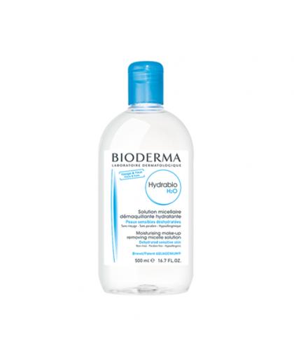 Мицеллярная вода для сухой кожи HYDRABIO H2O 500 мл