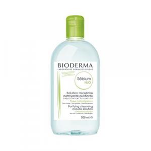 Мицеллярная вода для жирной и комбинированной кожи SEBIUM H2O 500 мл