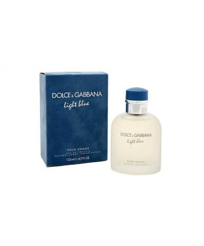 Dolce&Gabbana Light Blue Intense Pour Homme - Парфюмерная вода, 125 мл
