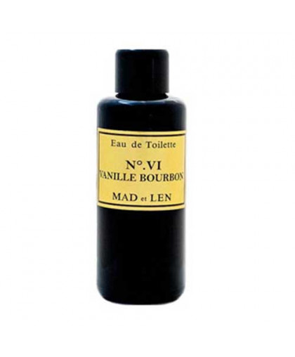MADetLEN №VI Bourbon Vanille - Туалетная вода, унисекс, 50 мл