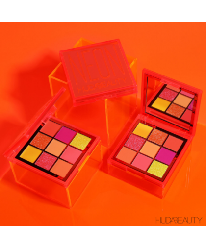 Neon Orange Obsessions Palette