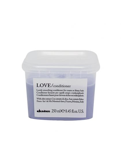 Кондиционер для разглаживания завитка Essential Haircare Love Smoothing Conditioner