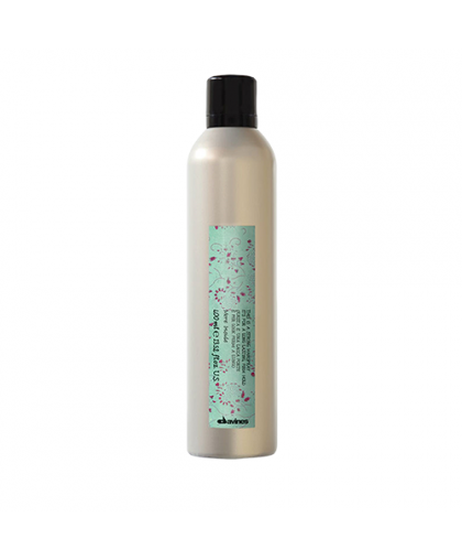 Лак сильной фиксации для длительной стойкой укладки Strong Spray Hair Spray More Inside