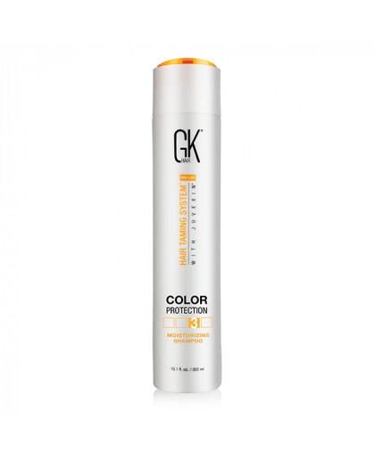 Шампунь увлажняющий с защитой цвета волос Moisturizing Shampoo